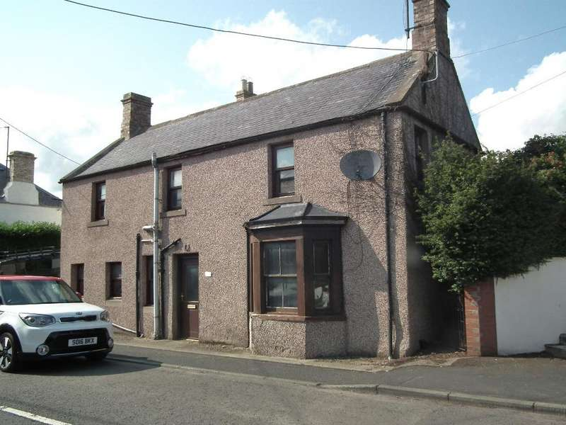 2 Bedrooms Detached House for sale in Fern Cottage, Main Street, East End, Chirnside TD11 3XX