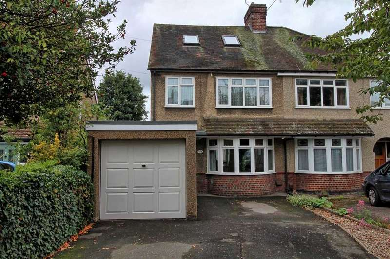 3 Bedrooms Semi Detached House for sale in Sandford Road, Chelmsford