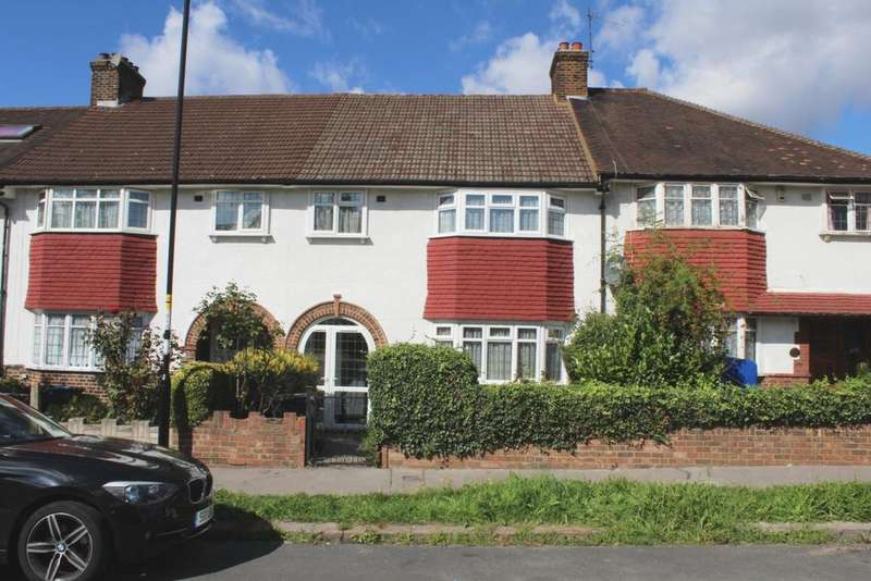 3 Bedrooms House for sale in Briar Avenue, Steatham, SW16