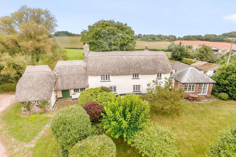 4 Bedrooms Detached House for sale in Chilton, Crediton, Devon