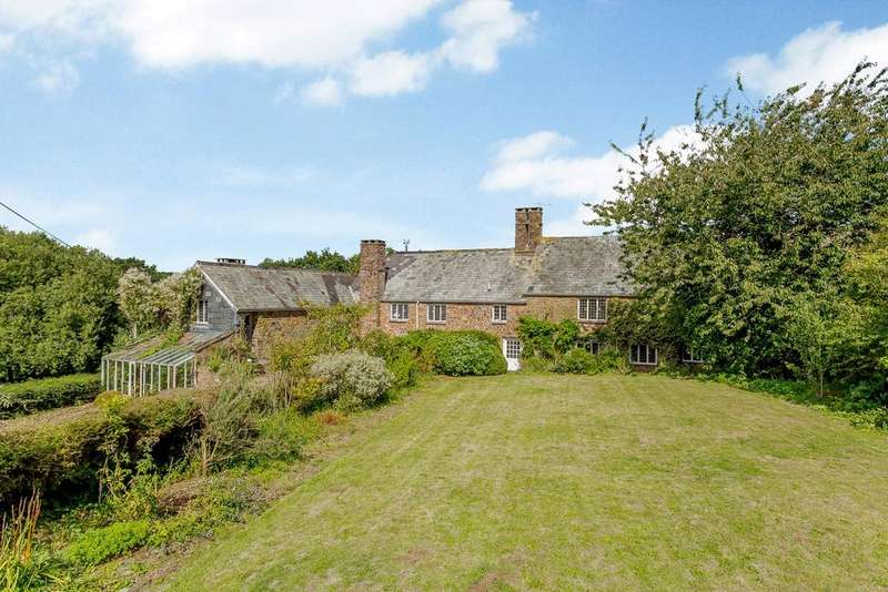 4 Bedrooms Detached House for sale in Uplowman, Tiverton, Devon