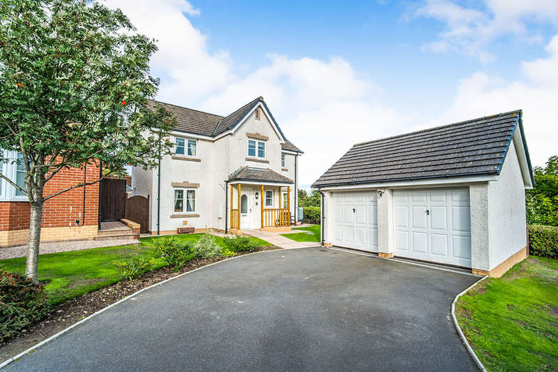 4 Bedrooms Detached House for sale in Standingstone Heights, Wigton, CA7