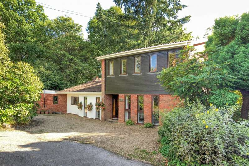5 Bedrooms Detached House for sale in Cages Wood Drive, Farnham Common, SL2