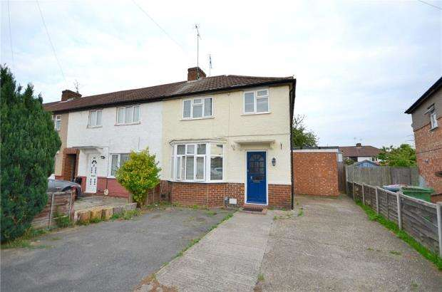 4 Bedrooms End Of Terrace House for sale in Beresford Avenue, Slough, Berkshire
