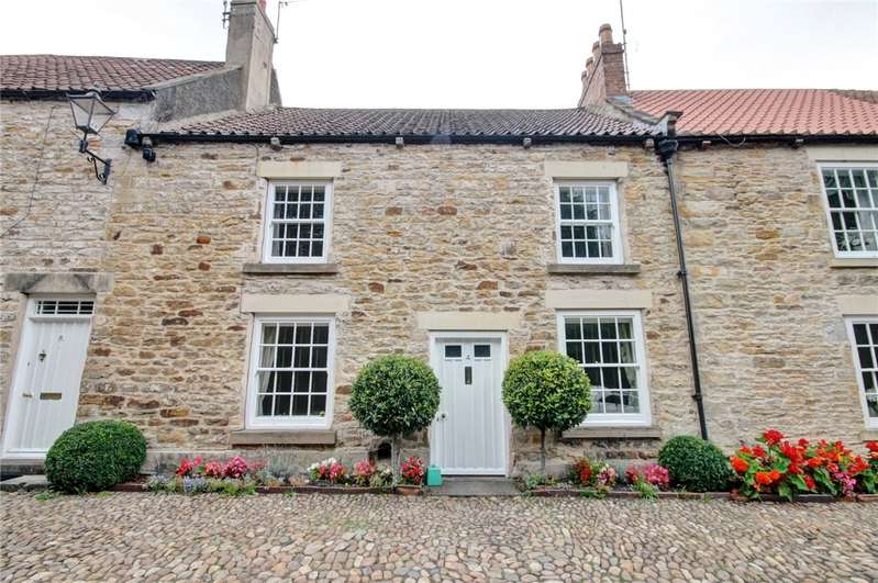 4 Bedrooms Terraced House for sale in The Village, Brancepeth Village, Durham, DH7