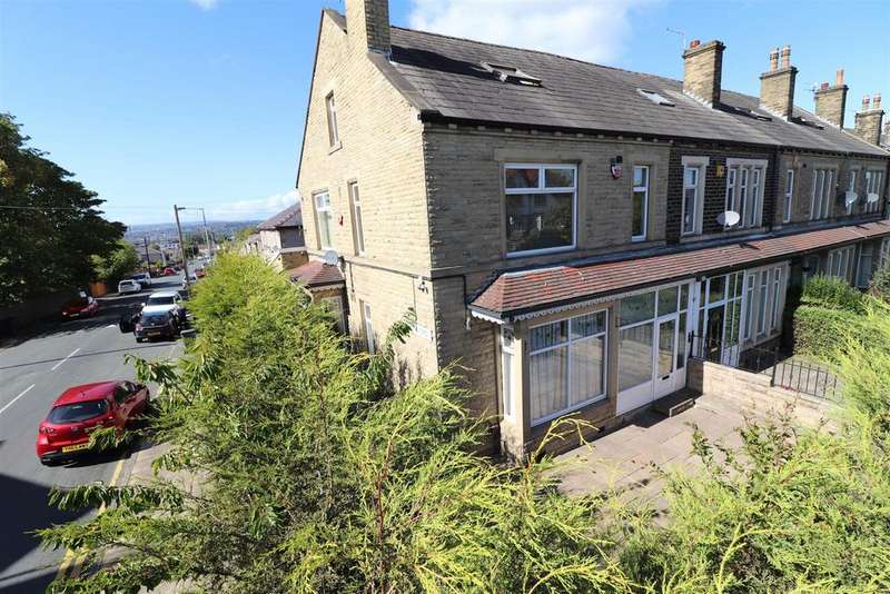4 Bedrooms End Of Terrace House for sale in Idle Road, Bradford, BD2 2AY