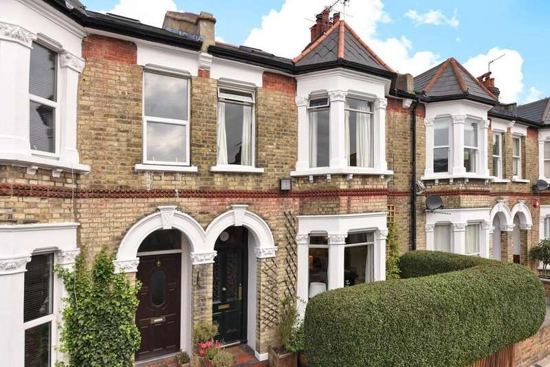6 Bedrooms Terraced House for sale in Ulysses Road, West Hampstead