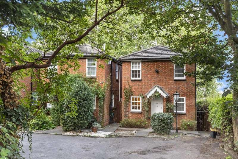 4 Bedrooms Terraced House for sale in South Norwood Hill, South Norwood