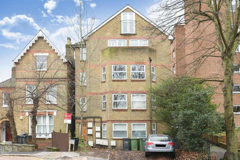2 Bedrooms Flat for sale in Central Hill, Crystal Palace