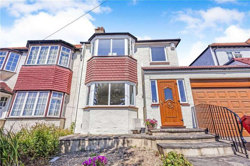 3 Bedrooms Semi Detached House for sale in Croft Road, London, SW16