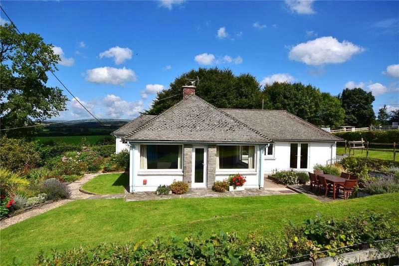 3 Bedrooms Detached Bungalow for sale in North Molton, South Molton, Devon, EX36