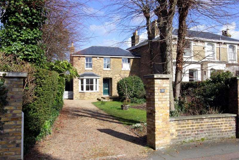 4 Bedrooms House for sale in Park Road, Nascot Village, Watford, WD17