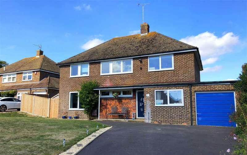 4 Bedrooms Detached House for sale in St. Annes Close, Goodworth Clatford