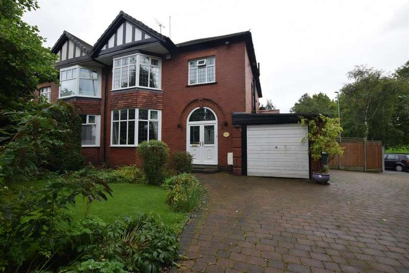 4 Bedrooms Semi Detached House for sale in Manchester New Road, Alkrington, Middleton