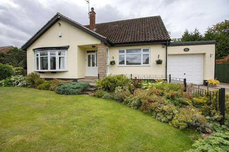 3 Bedrooms Detached Bungalow for sale in Cottagers Lane, Manfield