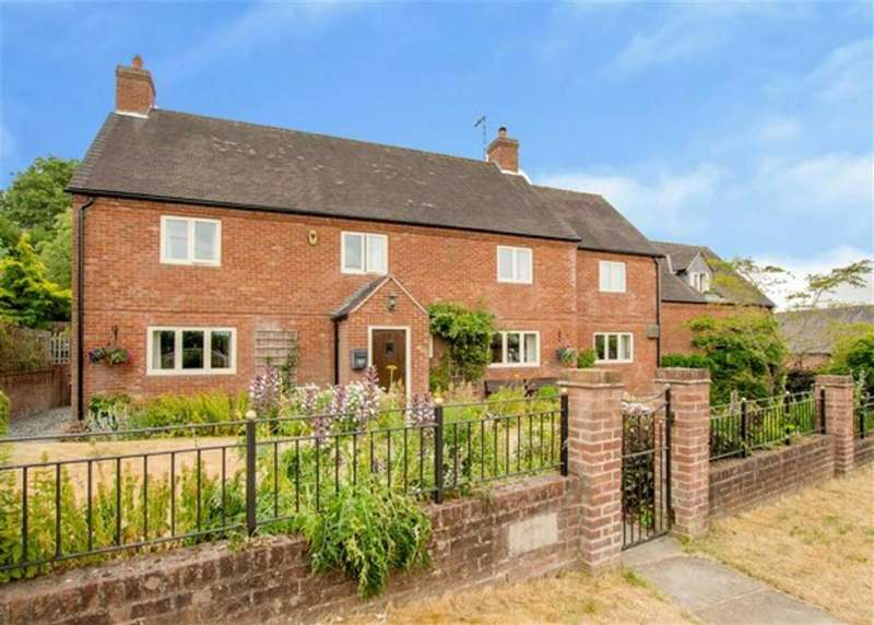 7 Bedrooms Country House Character Property for sale in Church Lane, Mugginton, Ashbourne, Derbyshire