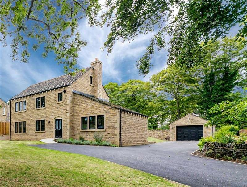 5 Bedrooms Detached House for sale in Gawthorpe Green Lane, Huddersfield, HD5