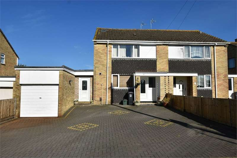 4 Bedrooms Semi Detached House for sale in Sunnymede Road, Nailsea, Bristol, North Somerset