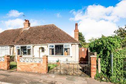 2 Bedrooms Bungalow for sale in Eaton Road, Kempston, Bedford, Bedfordshire
