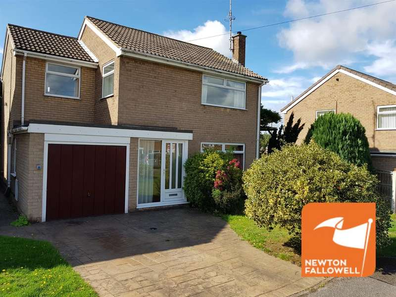 4 Bedrooms Detached House for sale in Derwent Close, Warsop, Mansfield