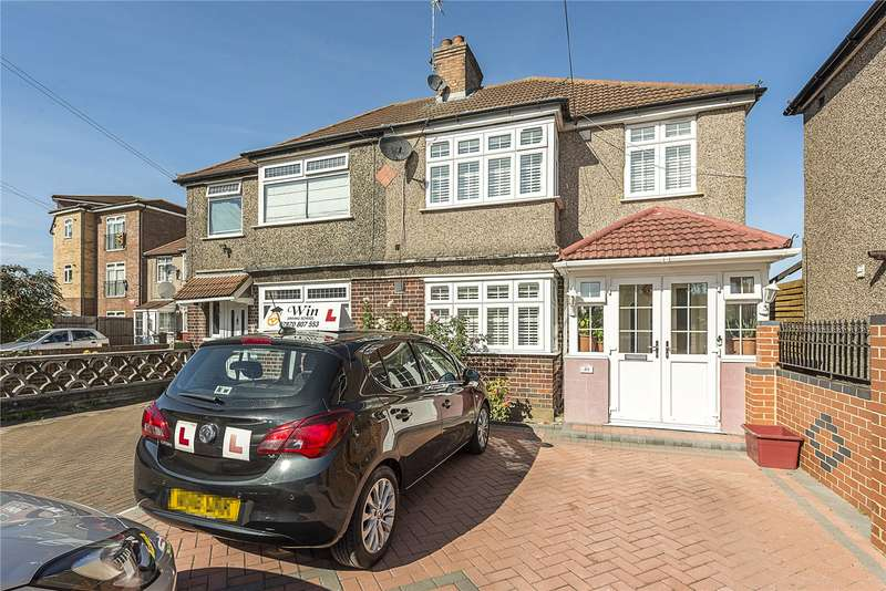 4 Bedrooms Semi Detached House for sale in Beavers Lane, Hounslow, TW4