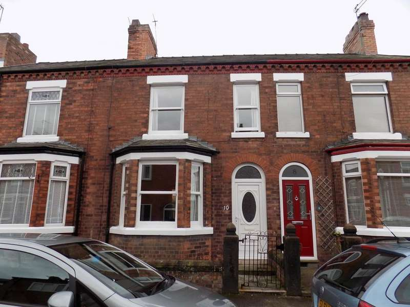 2 Bedrooms Terraced House for sale in Water Street, Northwich