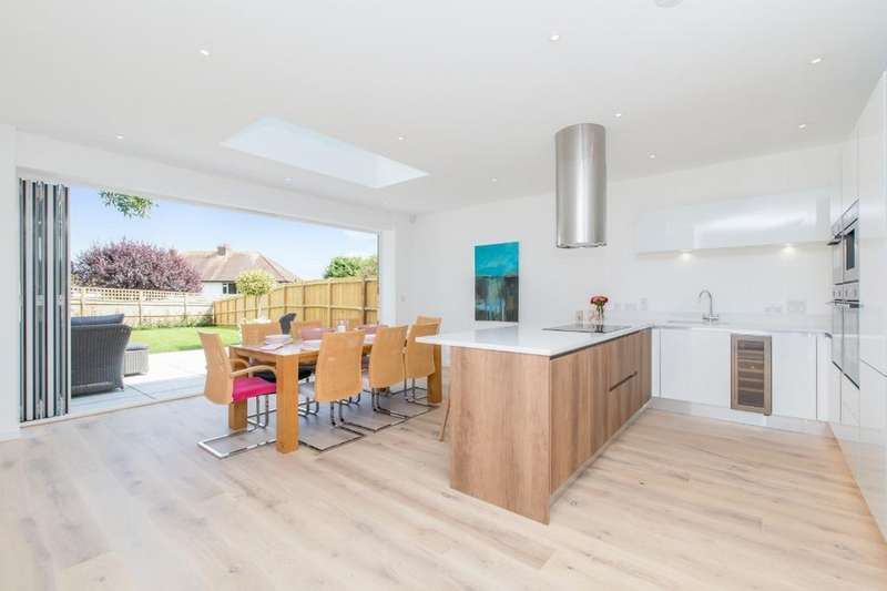 4 Bedrooms Detached House for sale in Tongdean Lane, Brighton, , BN1