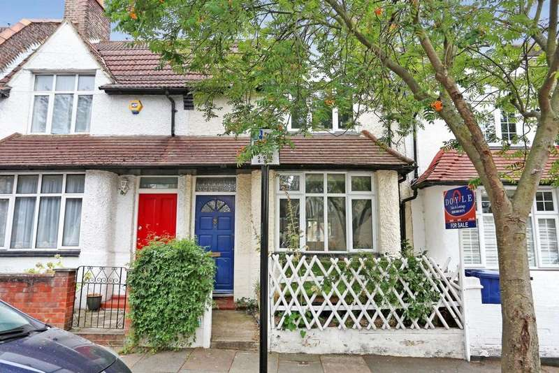 3 Bedrooms House for sale in Laurel Gardens, Hanwell, W7