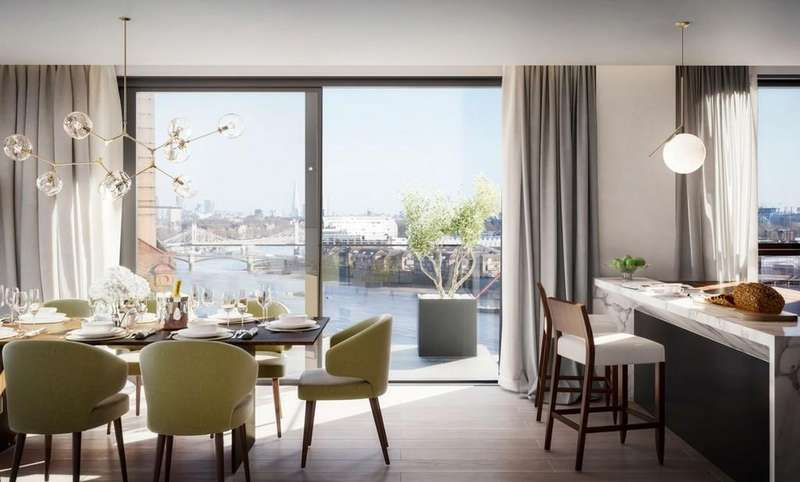 2 Bedrooms Flat for sale in Chelsea Island, SW10