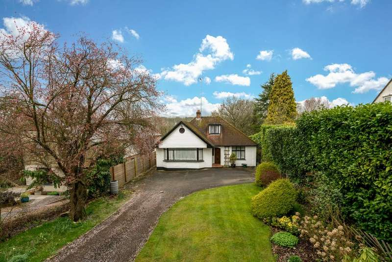 3 Bedrooms Detached Bungalow for sale in Water End Road, Potten End, Berkhamsted HP4