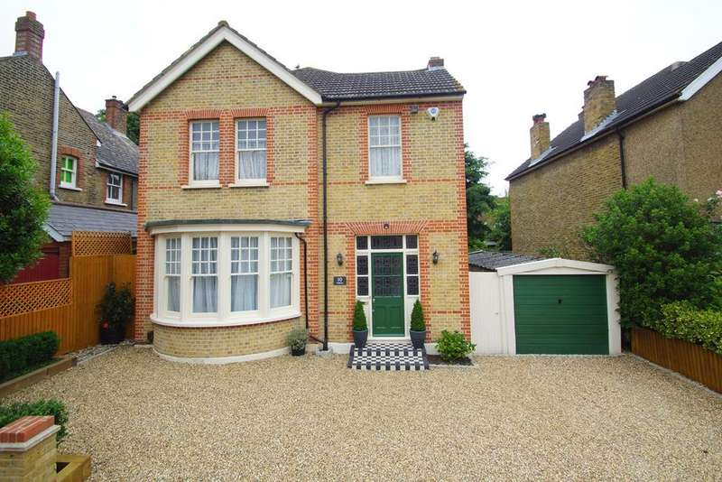 4 Bedrooms Detached House for sale in Church Avenue, Sidcup, DA14