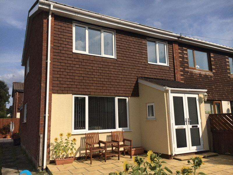 2 Bedrooms End Of Terrace House for sale in Blodwen Road, Pontypool
