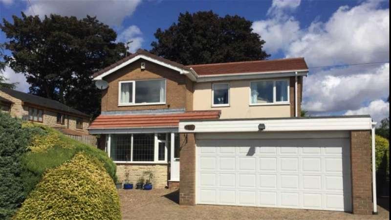 4 Bedrooms Detached House for sale in 20, Longcroft Avenue, Dronfield Woodhouse, Dronfield, Derbyshire, S18