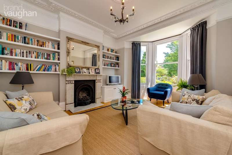 5 Bedrooms Semi Detached House for sale in Stanford Avenue, Brighton, BN1