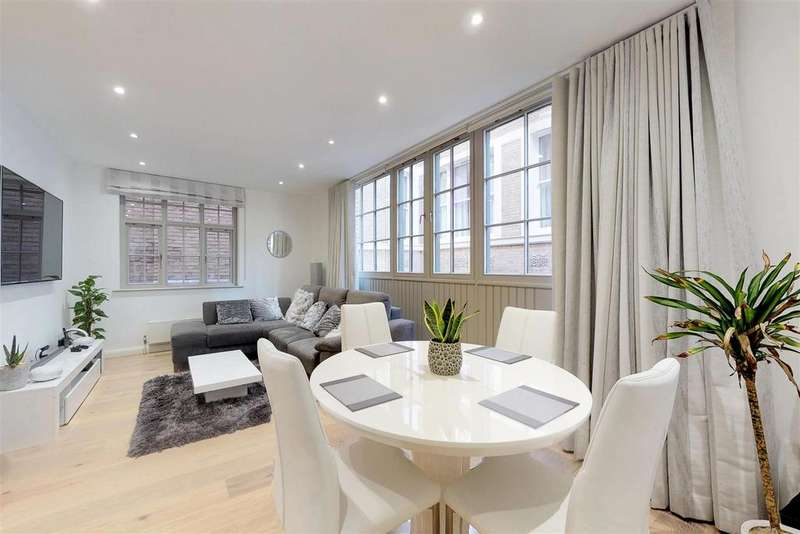 1 Bedroom Apartment Flat for sale in 3 Ludgate Square, London