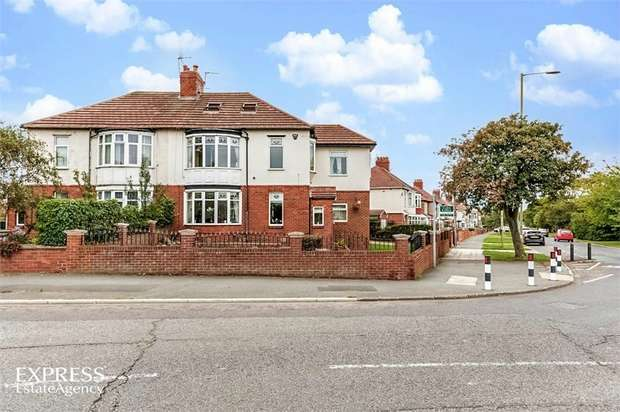 5 Bedrooms Semi Detached House for sale in King George Road, South Shields, Tyne and Wear