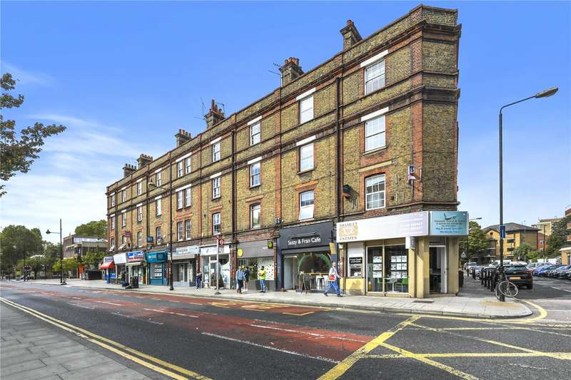 3 Bedrooms Flat for sale in Museum House, Burnham Street, London, E2