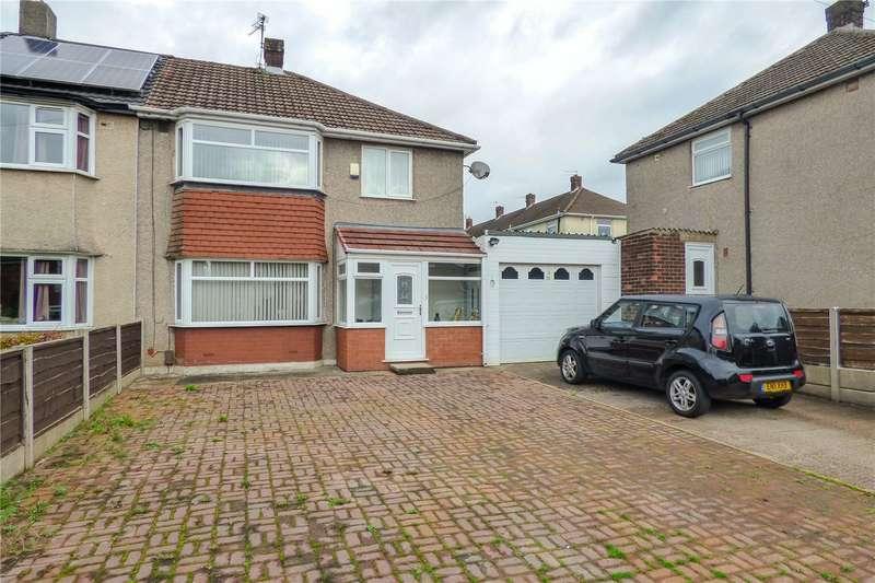 3 Bedrooms Semi Detached House for sale in Thirlmere Avenue, Ashton-under-lyne, Lancashire, OL7