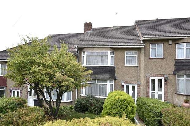 3 Bedrooms Terraced House for sale in Crowther Road, Horfield, Bristol, BS7 9NS