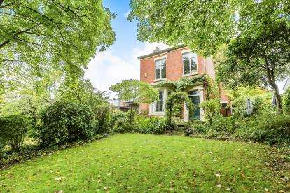 4 Bedrooms Detached House for sale in Higher Bank Road, Fulwood, Preston, Lancashire, PR2