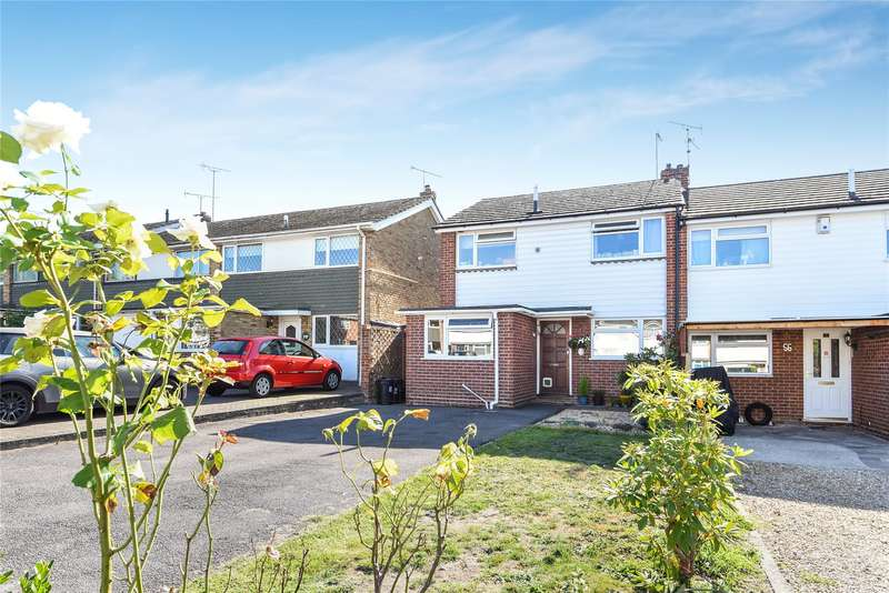 3 Bedrooms House for sale in Bathurst Road, Winnersh, Wokingham, Berkshire, RG41