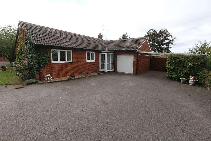 3 Bedrooms Detached Bungalow for sale in Jill Avenue, Birmingham, West Midlands, B43 6DH