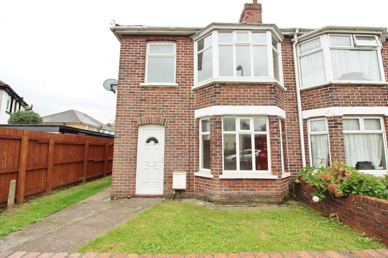 3 Bedrooms Semi Detached House for sale in Conway Road, Newport, NP19