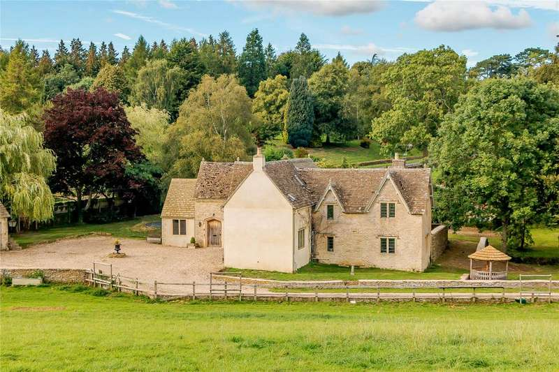 5 Bedrooms Detached House for sale in Westonbirt, Tetbury, Gloucestershire