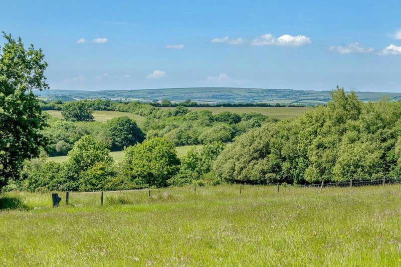 Land Commercial for sale in Knowstone, South Molton, Devon
