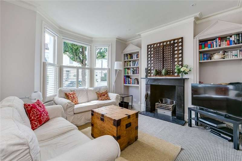 4 Bedrooms Terraced House for sale in Brookville Road, London, SW6