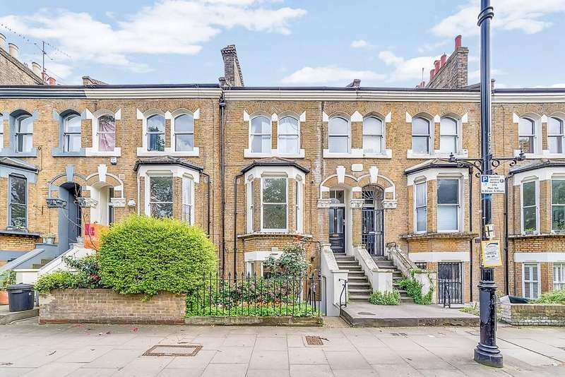2 Bedrooms Ground Flat for sale in Old Ford Road, London E3