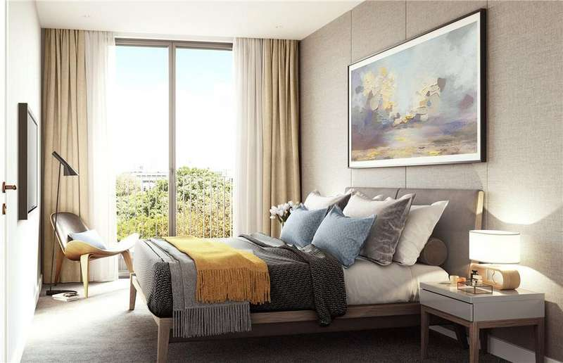 2 Bedrooms Flat for sale in The Denizen, 43 Golden Lane, London, EC1Y