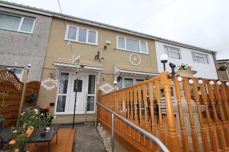 2 Bedrooms Terraced House for sale in Elm Court, Pantside