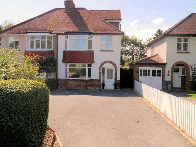 4 Bedrooms Semi Detached House for sale in Windsor Road, Bray, Maidenhead SL6